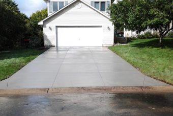 cornerstone concrete driveway experts